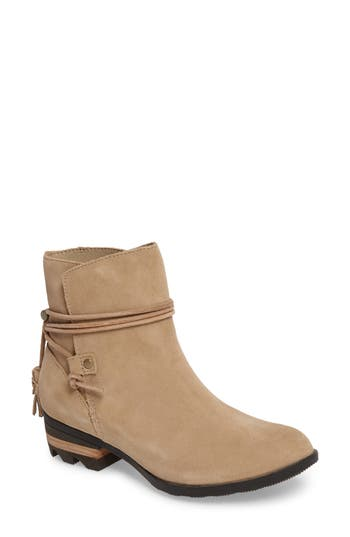 Sorel Farah Waterproof Boot- Beige