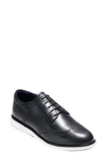 Cole Haan Gradevolution Oxford Sneaker B - Black