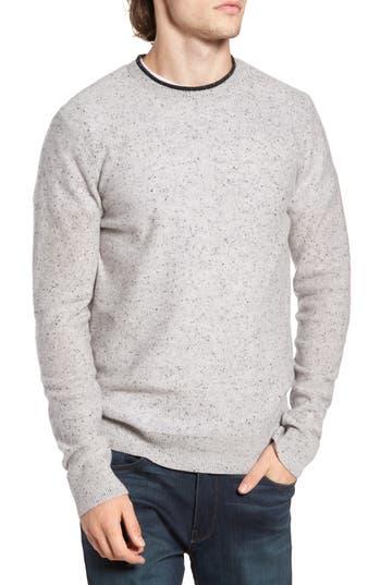 1901 Nep Wool & Cashmere Sweater, White