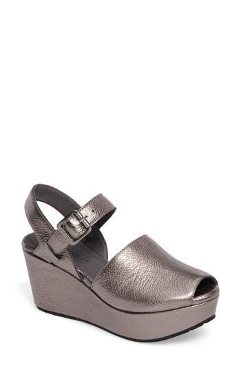 Women's Chocolat Blu Wagga Platform Wedge Sandal
