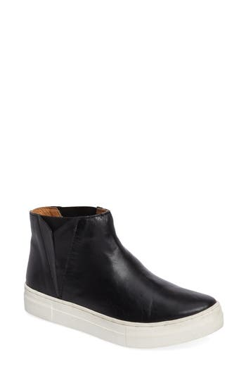 Seychelles Set Platform Sneaker, Black