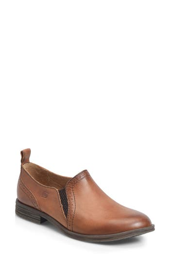 B?rn Fable Slip-On, Brown