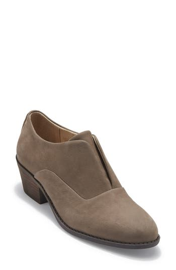 Me Too No Lace Oxford- Grey