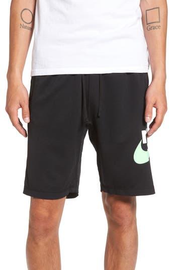 Nike Sb Dri-Fit Sunday Active Shorts, Black