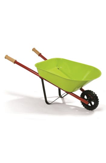 Janod Metal Wheelbarrow Set