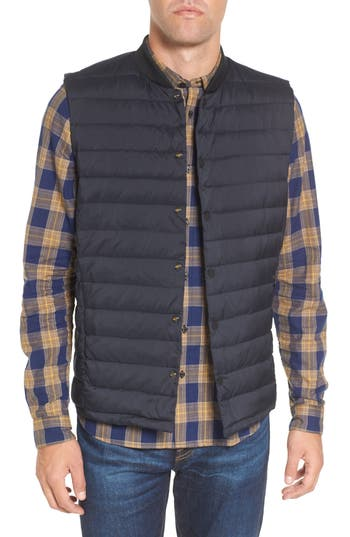 Scotch & Soda Down Vest, Blue