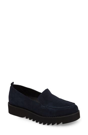 Sudini Kendall Loafer- Blue