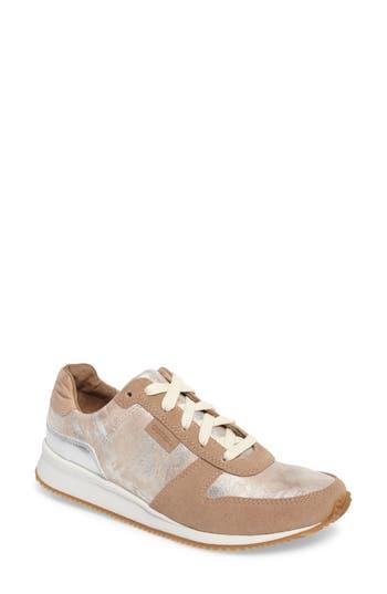 Aetrex Daphne Sneaker Beige
