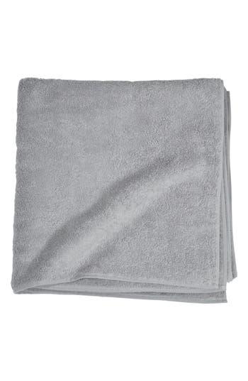 Uchino Zero Twist Bath Towel, Size One Size - Grey