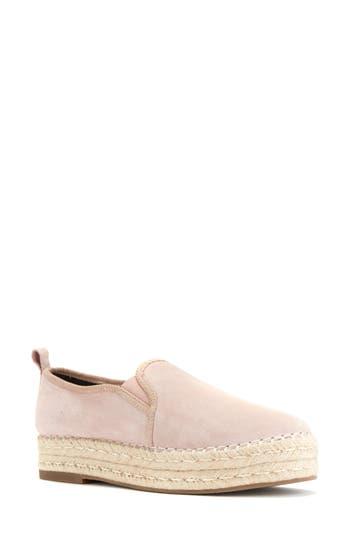 Blondo Basha Espadrille Flat- Pink