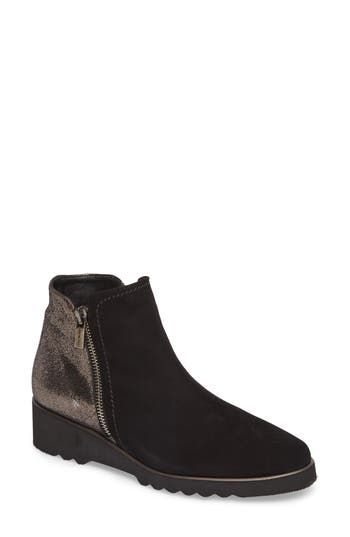 Cordani Addie Wedge Bootie - Black
