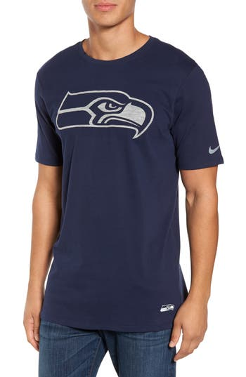 Nike Nfl Team Graphic T-Shirt, Blue