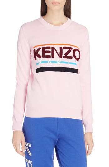 Women's Kenzo Paris Logo Sweatshirt at NORDSTROM.com