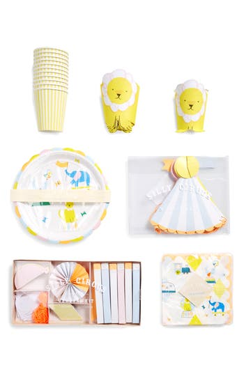Meri Meri Silly Circus Party Kit