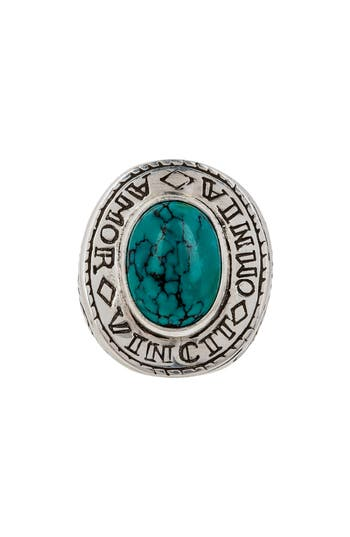 Men's Lewis Henry Nicholas Amor Signet Ring
