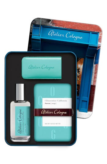 Atelier Cologne Clementine California Necessaire Voyage Collection (Nordstrom Exclusive) ($120 Value) at NORDSTROM.com