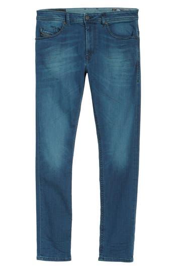 Diesel Thommer Skinny Fit Jeans, Blue
