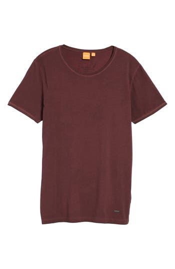 Boss Orange Touring T-Shirt, Red