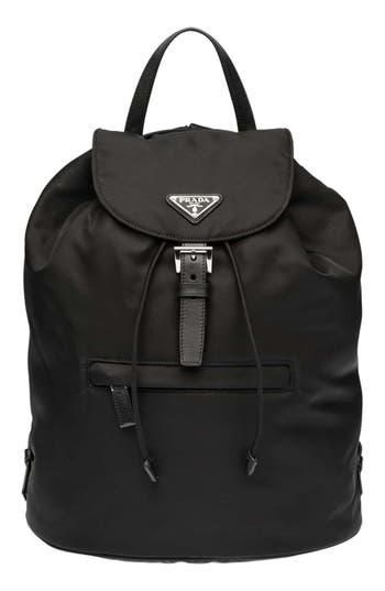Prada Small Nylon Backpack