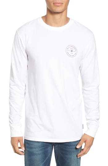 Billabong Rotor Graphic T-Shirt, White