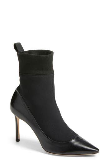 Women's Jimmy Choo Brandon Sock Bootie Pump at NORDSTROM.com