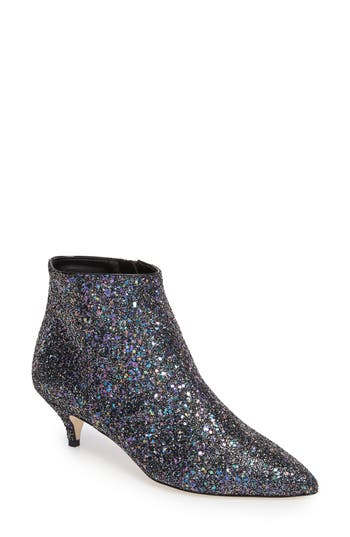 Kate Spade New York Pointy Toe Bootie- Blue