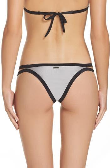 Body Glove Seaway Fiji Bikini Bottoms, Metallic