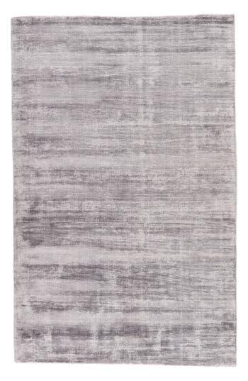 Jaipur Yasmin Rug, Size Swatch - Grey