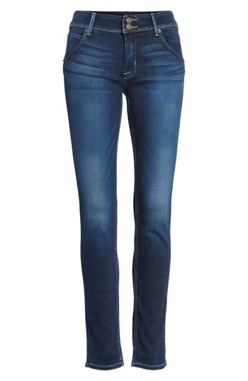 'Elysian - Collin' Mid Rise Skinny Jeans