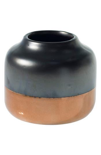 Accent Decor Monte Carlo Vase, Metallic