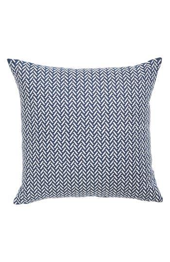Sferra Corana Linen Pillow, Size One Size - Blue