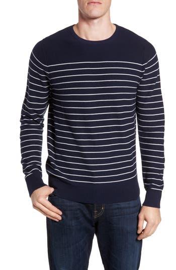 Nordstrom Shop Stripe Cotton Sweater