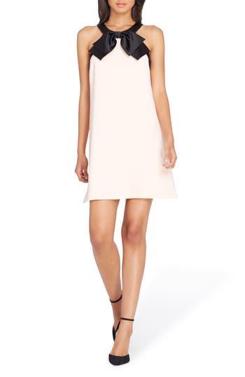 Tahari Bow Shift Dress, Pink