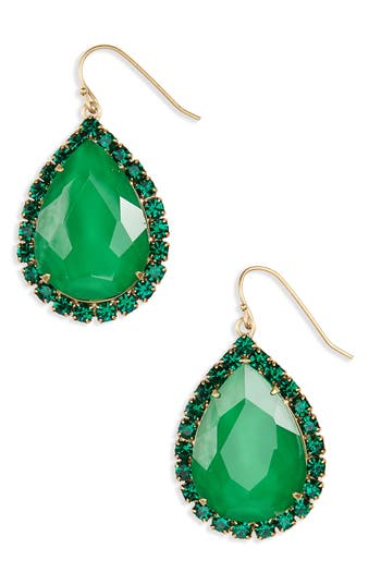 Women's Loren Hope Krista Crystal Drop Earrings