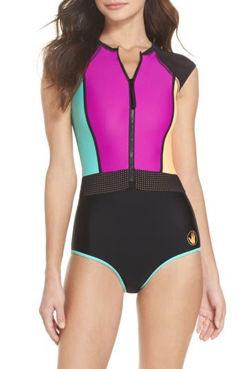 Body Glove Bounce Stand Up Paddle Suit, Purple