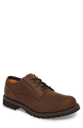 Men's Timberland Hartwick Plain Toe Derby, Size 9 M - Brown