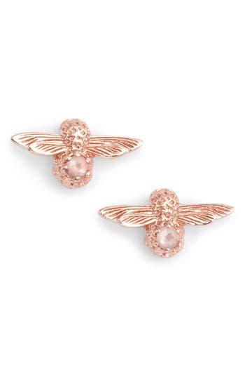 Women's Olivia Burton Bee Stud Earrings