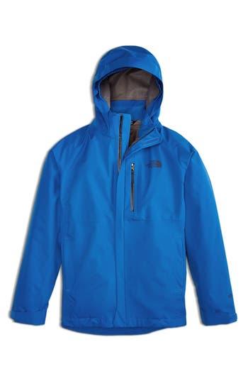Boys The North Face Dryzzle GoreTex Waterproof Jacket Size XL  1820  Blue
