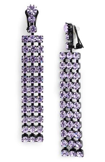 Women's Ashley Williams Cindy Crystal Earrings