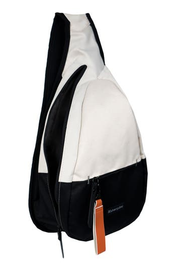 Sherpani Esprit Rfid Sling Backpack - White