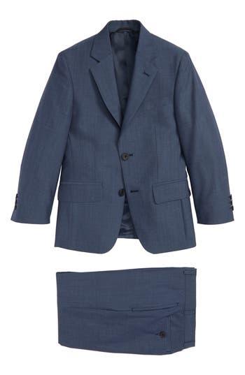 Boys Jb Jr Wool Suit