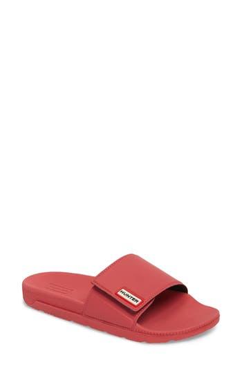 1fd3f5334 Women s Hunter Original Adjustable Slide Sandal