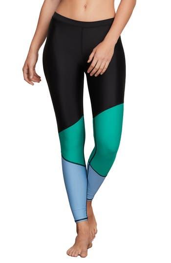 Volcom Simply Solid Leggings, Green