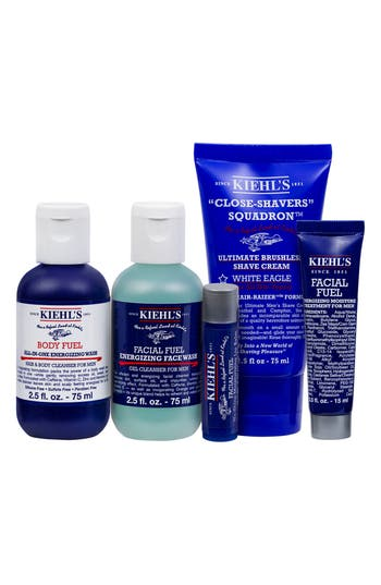Kiehl's Since 1851 Fuel Your Adventure Set