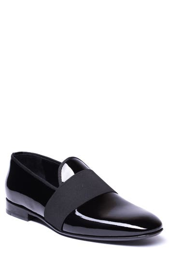 Jared Lang Alessandro Banded Venetian Loafer