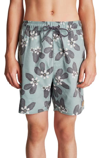 Men's Brixton Havana Swim Trunks