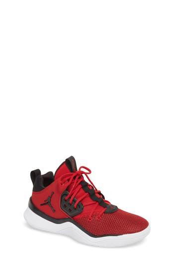 Boys Nike Jordan Dna Sneaker Size 5.5 M  Red
