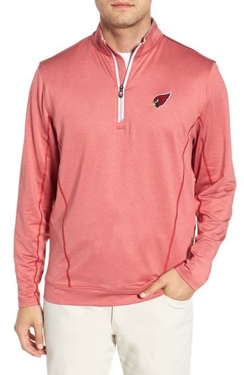 Cutter & Buck Endurance Arizona Cardinals Regular Fit Pullover