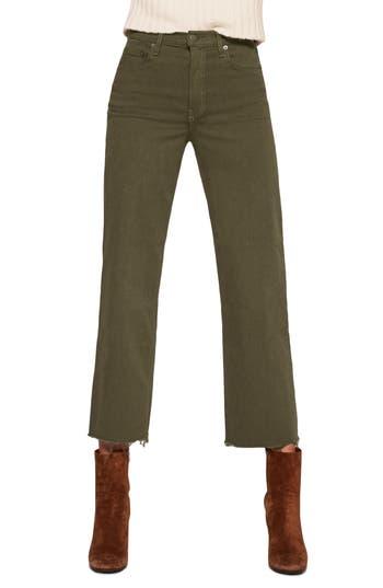 Reformation Stretch Crop Jeans