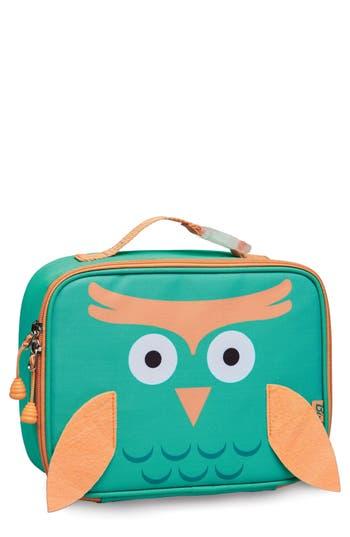 Girls Bixbee Owl Water Resistant Lunchbox